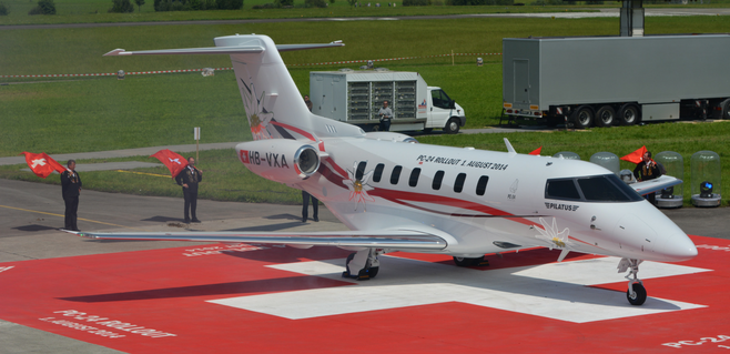 How do you classify a business jet that's so unique it doesn't fit in any existing category? You create a new category. As such, the new Pilatus PC-24 is ...